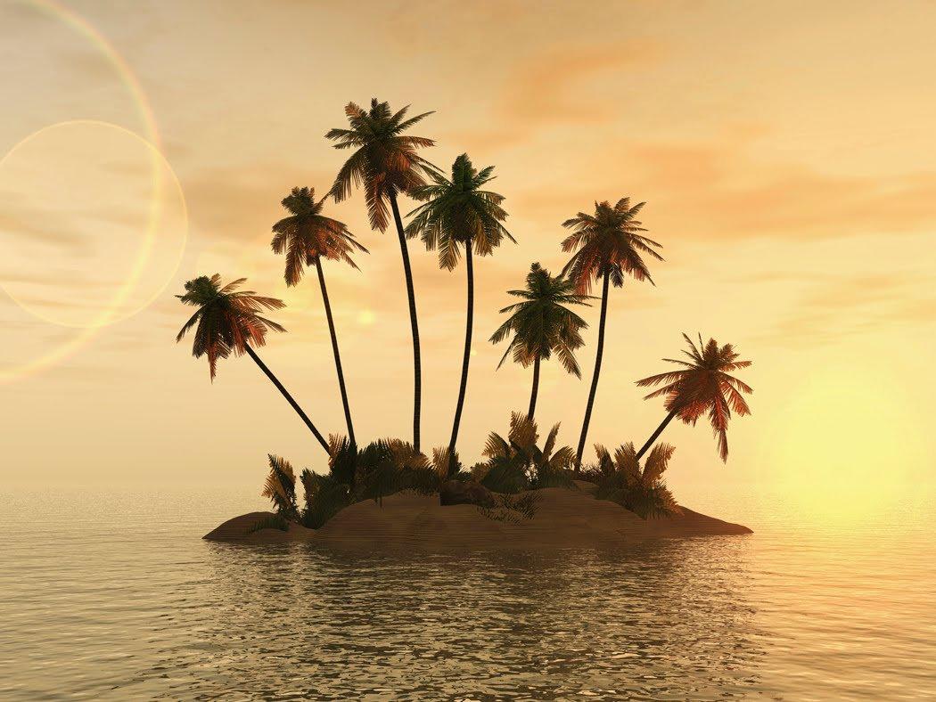 Islands…