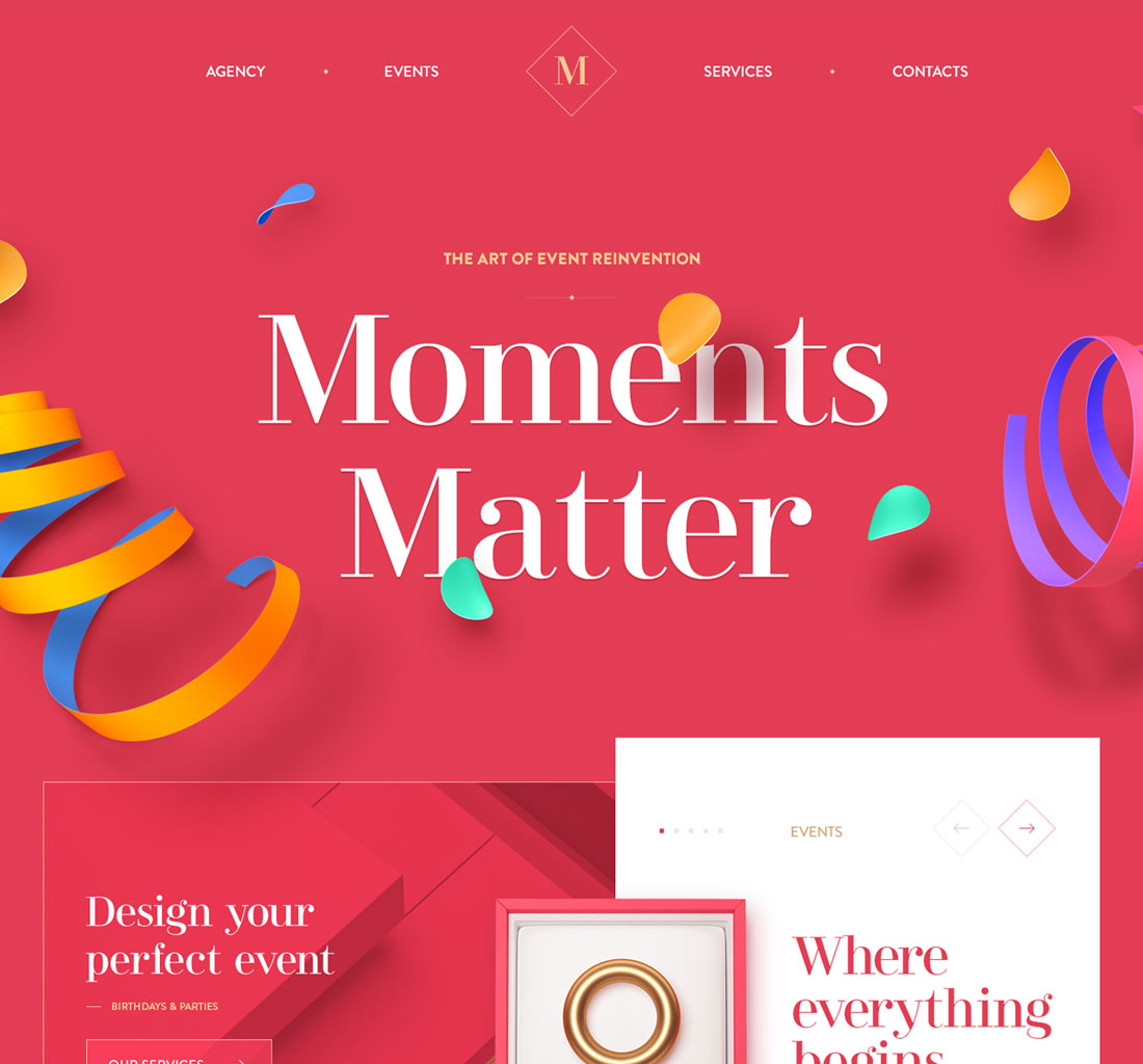Moments Matter Event Studio